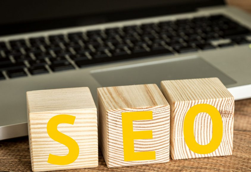 Pozycjonowanie stron internetowych - SEO