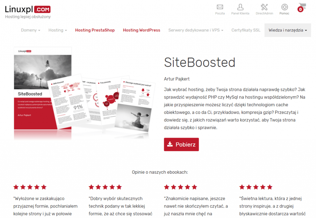 SiteBoosted - ebook do pobrania