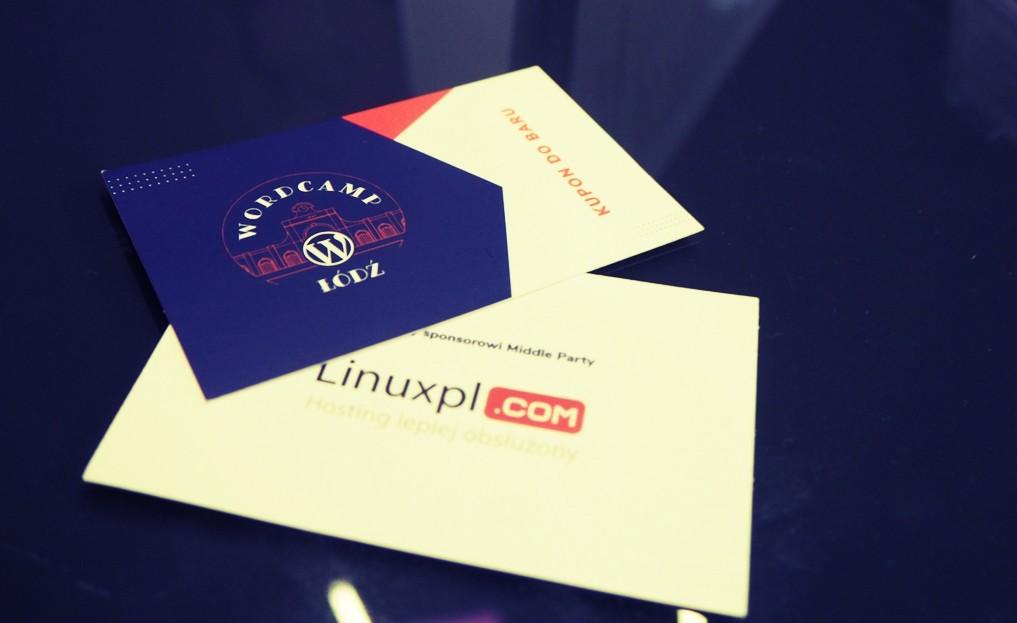 linuxpl.com sponsoruje imprezę na WordCamp Łódź 2019