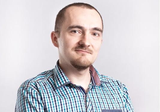 Daniel Jędrysik, specjalista cyfrowego marketingu