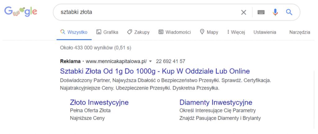 Google Ads - reklama