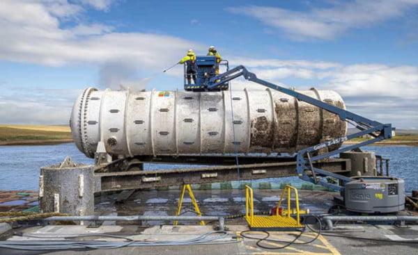 data center podmorskie - projekt Natick