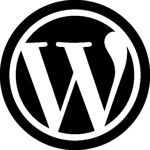 logo WordPress - najbardziej popularnego w Polsce systemu CMS