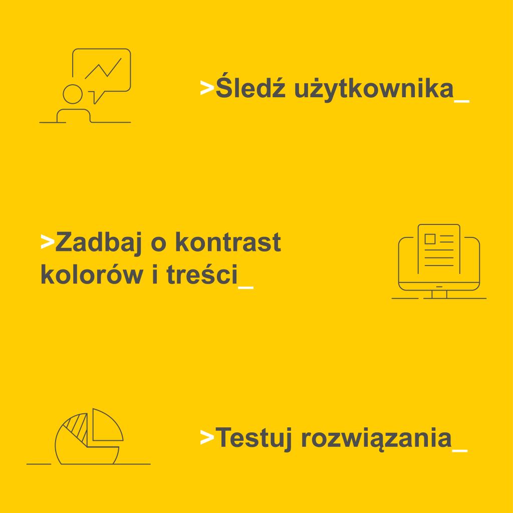 User experience - zasady