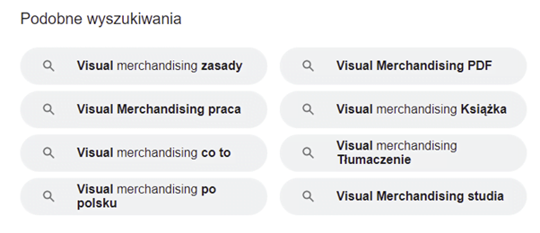 screen Search Intent